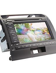 "8 ""2din android4.2 емкостной DVD-плеер автомобиля для Toyota Land Cruiser 200 (2008-2010) с GPS, Bluetooth, ATV, RDS, Ipod, МЖК"