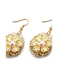 Gorgeous Shinning Alloy With Cubic Zirconia Earring