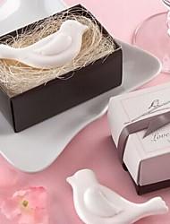 presentes de Natal forma mini-pomba sabão (cor aleatória)