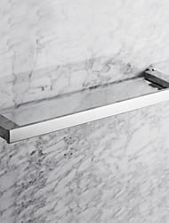 """Полка для ванной Нержавеющая сталь Крепление на стену 560 x 130 x 30mm (20.1 x 5.11 x 1.18"""") Нержавеющая сталь Современный"""