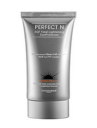 Youngshop Story PERFECT N EGF Total Lightening Sun Protector