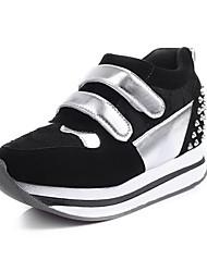 Chaussures femme ( Noir/Rose/Gris ) - Velventine - Marche