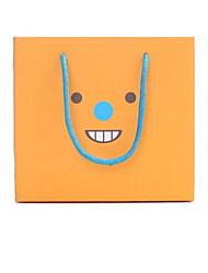 bunte Stimmung Muster gelb Geschenk-Taschen