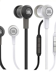 JBL S100i Original Synchros In-ear Stereo Headphones With Microphone For Iphone Ipod