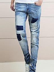 pies de los pantalones de los hombres pantalones vaqueros Harlan