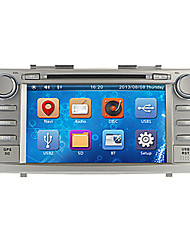 8Inch 2 DIN In-Dash Car DVD-Player für Toyota Camry 2007-2011 mit GPS, BT, IPOD, RDS, FM, Touch Screen