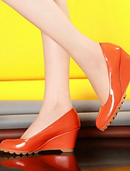 Women's Wedge Heel Round Toe Sandals Shoes (More Colors)
