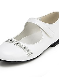 Girls' Shoes Mary Jane Wedding Flat Heel Flats with Buckle Shoes More Colors available