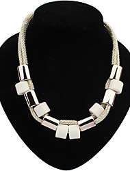Statement Women's Europe And America Style Luxury Exaggerate Elegant Necklace