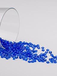 Набор 2000 штук 4.5мм алмаз акриловой конфетти (ассорти цветов)
