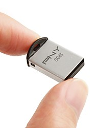 PNY m2 mini USB2.0 8GB flash drive