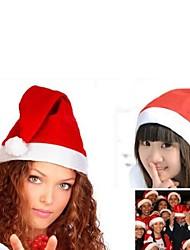Practical Cute Textile  Christmas Hat 6Pcs