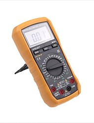 MS84 Digital Multimeter 2000 Counts AC/DC Resistance Capacitance Temperature Frequency Tester w/ Backlight