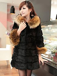 TaiChang™ Women's Senior Faux Fur
