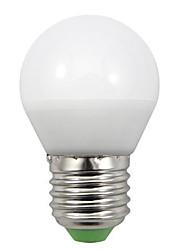 ZDM™ 5W E26/E27 LED Globe Bulbs G45 26 SMD 3022 350 lm Warm White AC 220-240 V