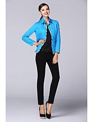 yimilan® les nouveau qiu dong tenue britannique vent pince coton courtes en coton rembourré vêtements de femmes