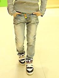Boy's Denim Jeans , Winter/Fall