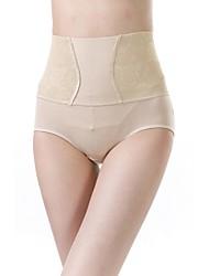 modal / lycra cintura alta delgadas bragas conformación atractivo de la talladora de la ropa interior