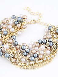 Korea All Match Pearl Fashionable Elegant Bracelet