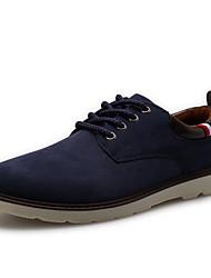 sapatos baixos de moda britânico dos homens qzbw