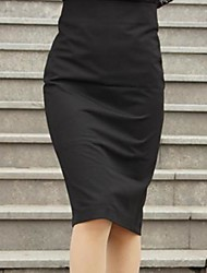 Women's After The New Split Package Hip Skirt