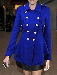pinklady doce dupla mama duplo balanço longo casaco camada
