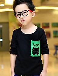 Koreaanse stijl met lange mouwen t-shirt jongen