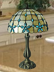 12 Inch Stained Glass Tiffany Table Lamp