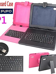 Original Stand  PU Leather Protect Case Cover with Keyboard for PIPO P1