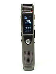 8GB Digital Voice Recorder With LCD Screen And Built-in HD Camera