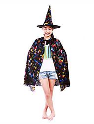 Assistant coloré&holloween de vêtements de sorcière Apperal ensemble de 2