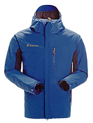 Men's Toread Innovative Ecological Fabric Jacket With Detachable Down