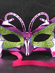 dominer masques grâce papillon