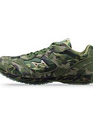 Men's Running Shoes Tulle Green