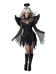 Dresses Women's Performance Polyester Halloween / Gothic
