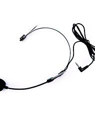 oreilles newonline suspendus microphone noir