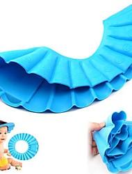 enfant sans larmes bouclier de shampooing douche chapeau 30x26.5x0.25cm