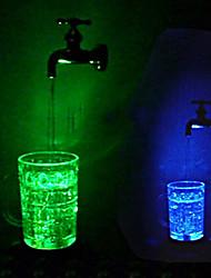 LED Light Novelty Suspension Faucet Multicolor Plastic 220-240V