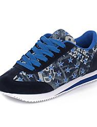 Chaussures femme (Bleu/Vert/Rose) - Velventine - Marche