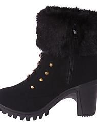 sunfarey Frauen alle passenden Mitte der Wade Vintage-Schuhe