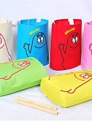 Funcky Ones Japanese Household Receive Oxford Cloth Color Hang Bag