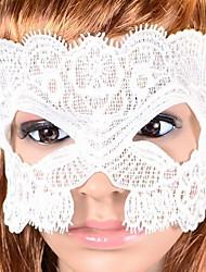 estilo europeu boutique retro moda máscara venda rendas