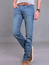 Männer der koreanischen Art der nackt Jeans