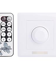 8a 1 canal intelligent ir gradateur avec télécommande pour led (300w AC 90 ~ 240V)