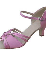 Fashion Women's Satin Upper Dance Shoes