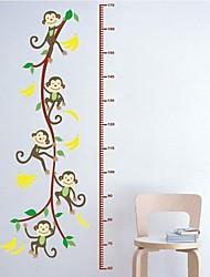 jiubai ™ mur de singe de bande dessinée mur de sticker
