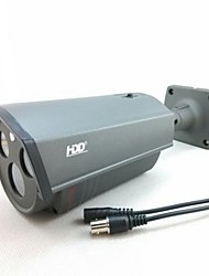 HDD® 1/3Inch SONY EFFIO 960H CCD 700TVL Outdoor IR ARRAY Bullet Camera