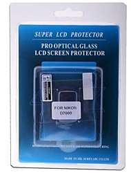Professional LCD Screen Protector Optical Glass Special for Nikon D7000 DSLR Camera