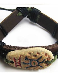cinturino in pelle di terracotta uomini di stile lureme®vintage