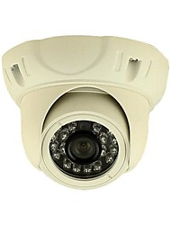 24-IR LED Indoor Dome CCTV Surveillance Color Security Camera YS-832D